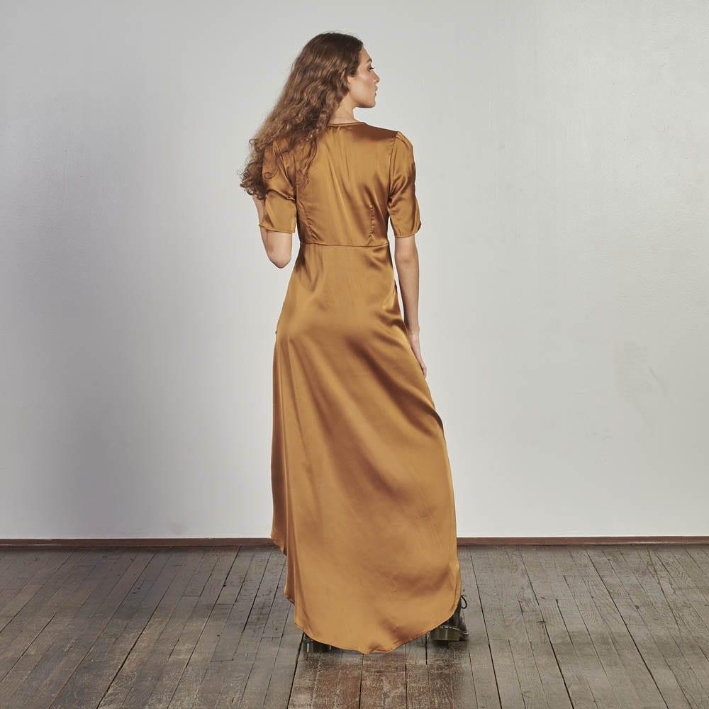 Gold Trail Dress-4884