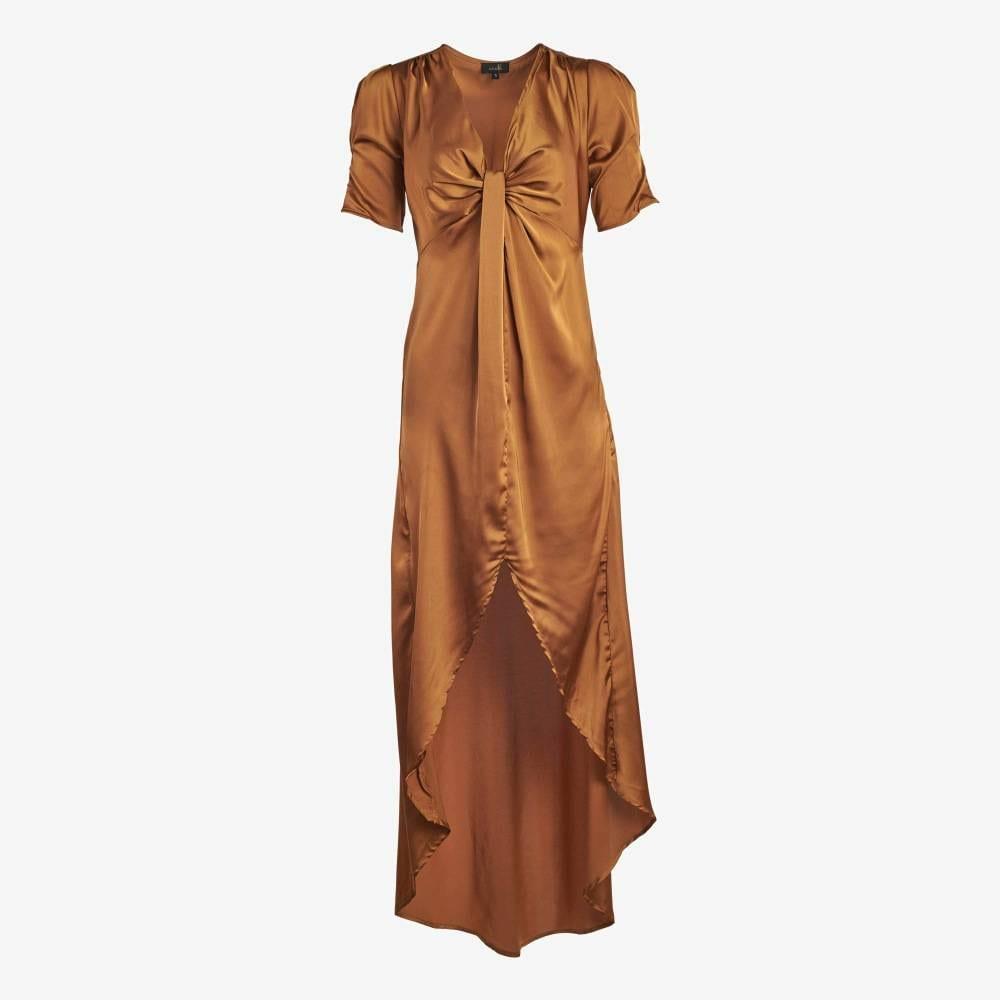 Gold Trail Dress-4885