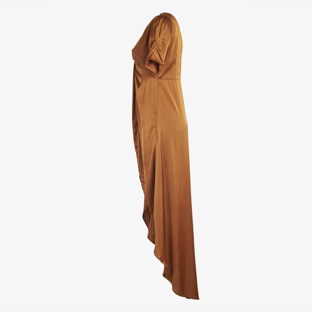 Gold Trail Dress-4886