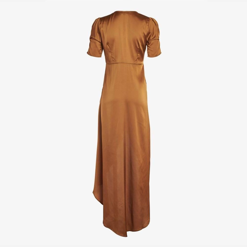 Gold Trail Dress-4887