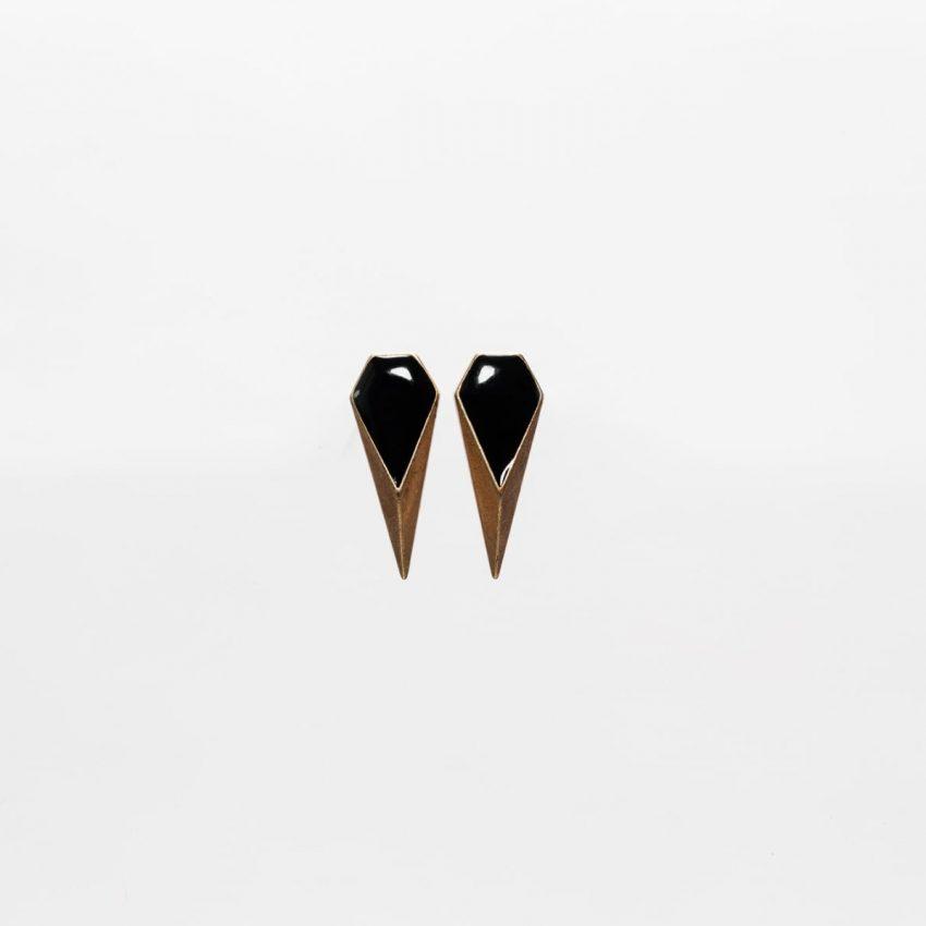 Statement Spike Earring-0