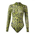 Wildly Neon Bodysuit -5201