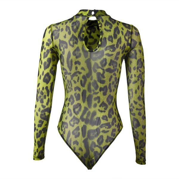 Wildly Neon Bodysuit -5202
